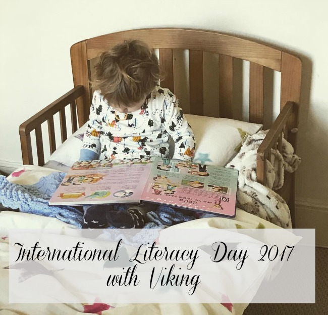 International-Literacy-Day-2017-with-Viking-text-over-image-of-toddler-reading