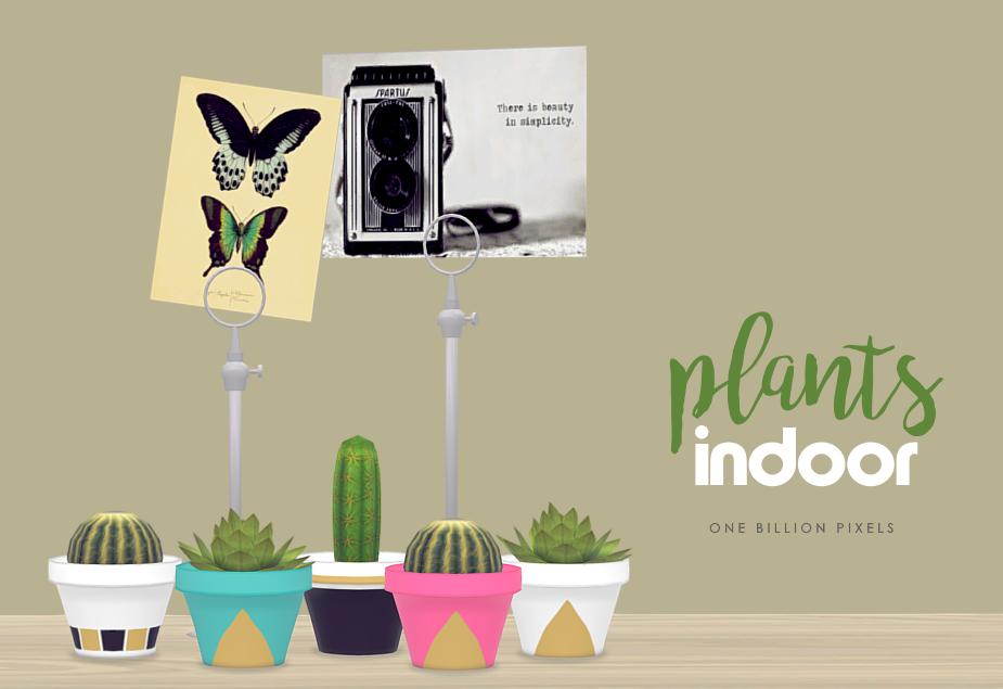 Indoor plants the sims 4 one billion pixels for Indoor gardening sims 4