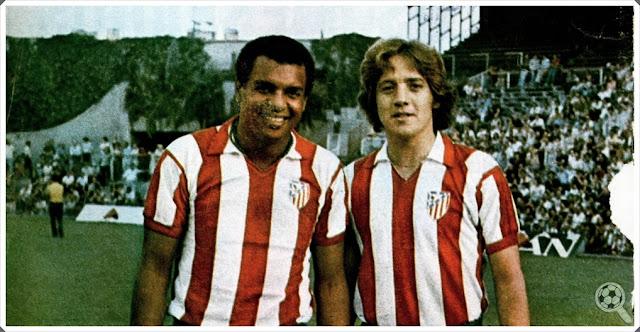 Luis Pereira Leivinha Atlético Madrid