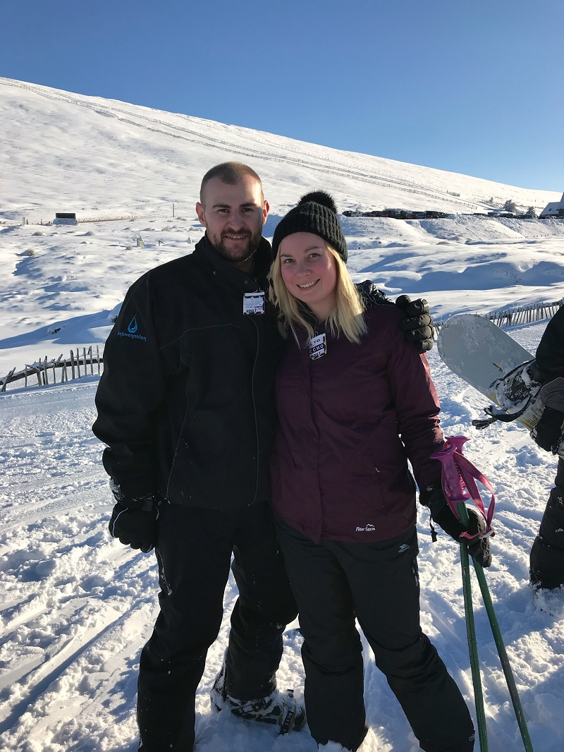 Skiing at the Lecht [Essentials to Pack for a Highland Adventure]