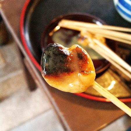 人文研究見聞録:今宮神社のあぶり餅