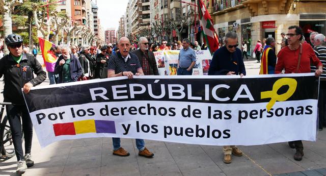 Miranda de Ebro reivindica la Tercera República
