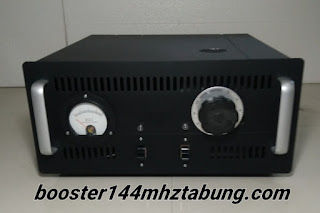 booster 144mhz 2m band tabung