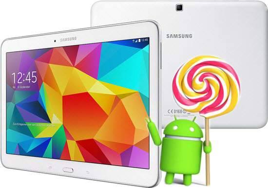 Root Samsung Galaxy Tab S 10.5 SM-T805 Without PC