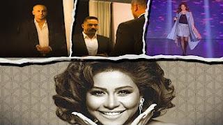 برنامج شيرى ستوديو 8-3-2017 الحلقة الـ 8 الموسم الأول  إليسا و أمير كرارة و الملحن محمد يحيي