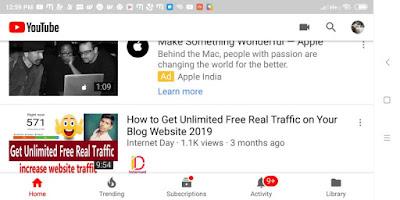 Youtube videos ko failmenager me kaise downlod kare