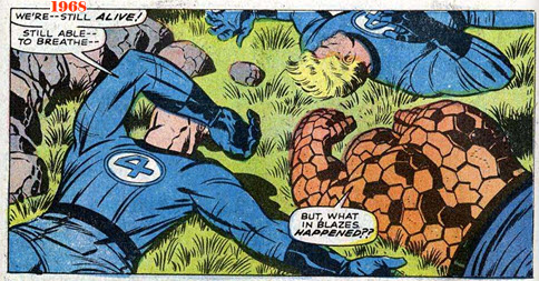 Fantastic Four 75 Lee Kirby