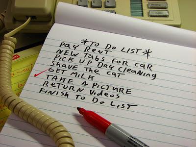 贏家用的「to-do-list」,和你的不一樣!這樣做再也不怕工作做不完
