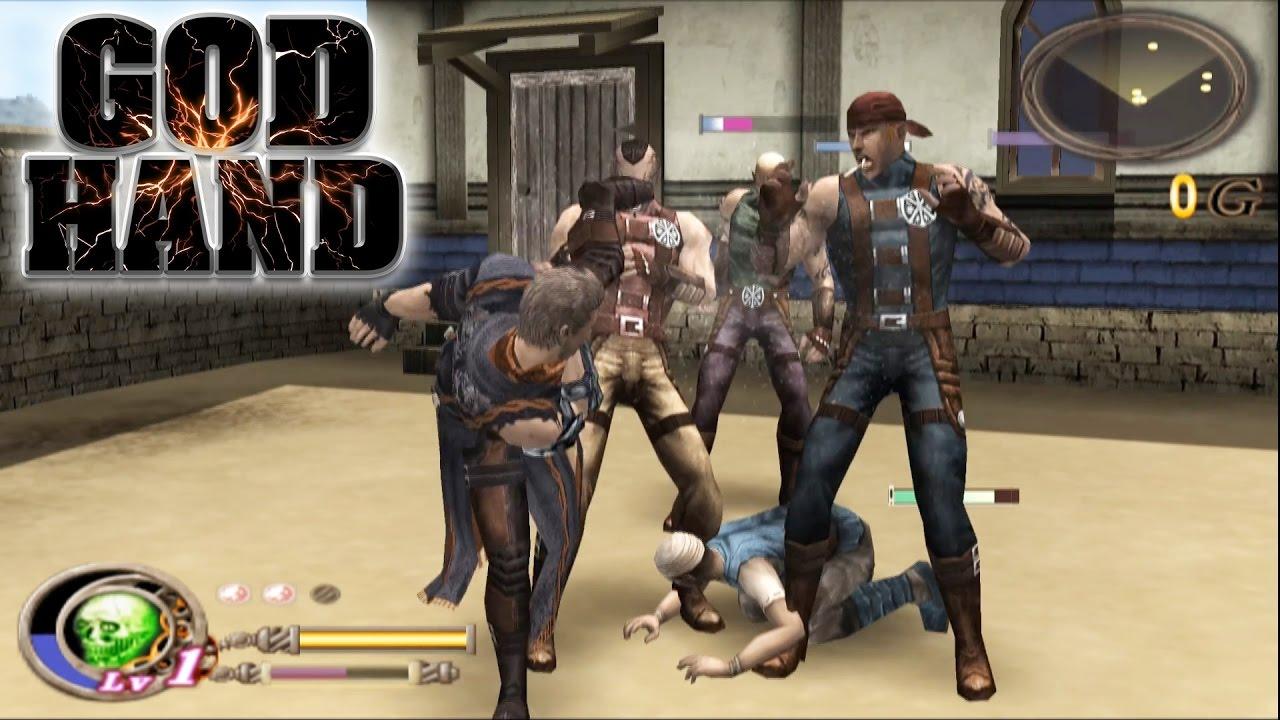 God Hand PSP Free Download