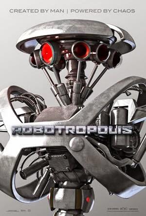 Robotropolis DVDRip Subtitulado