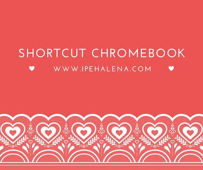 Shortcut Pada Chromebook - ASUS C201
