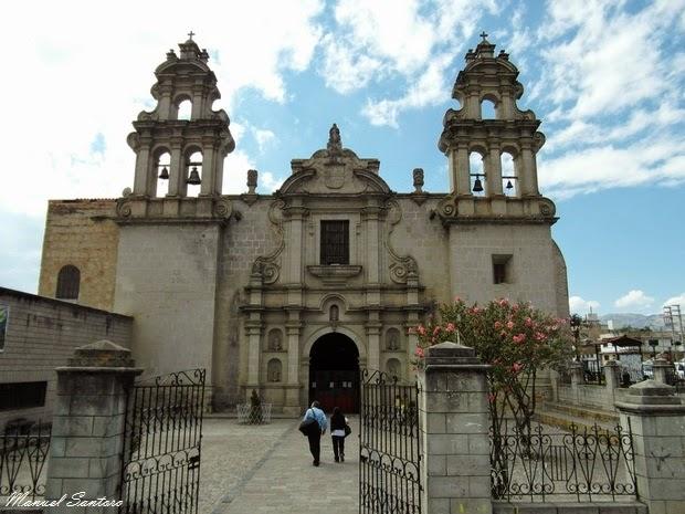 Cajamarca, Convento La Recoleta