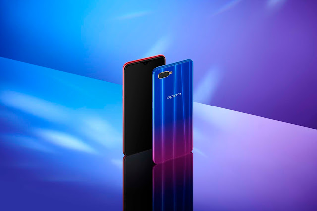 OPPO RX17 Neo dengan Snapdragon 660