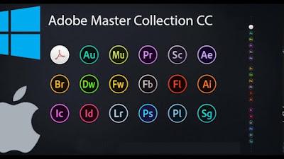اليك جميع برامج Adobe احدث اصدار CC 2018 كاملة لتحميل