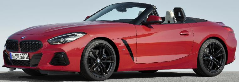 Saxton On Cars 2019 Bmw Z4 M40i Coming In Q2 2019