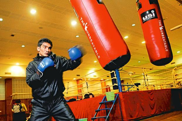 Thapa is the only Indian boxer who has assured himself of a place in Rio 2016.