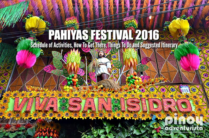 pahiyas festival in the philippines Celebrated every may, pahiyas festival masaganang ani is one of the most famous festival in the philippines which is being held in lucban quezon lucban.