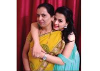 Prajakta Gaikwad Mother