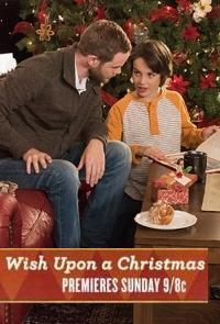 Poster Wish Upon a Christmas