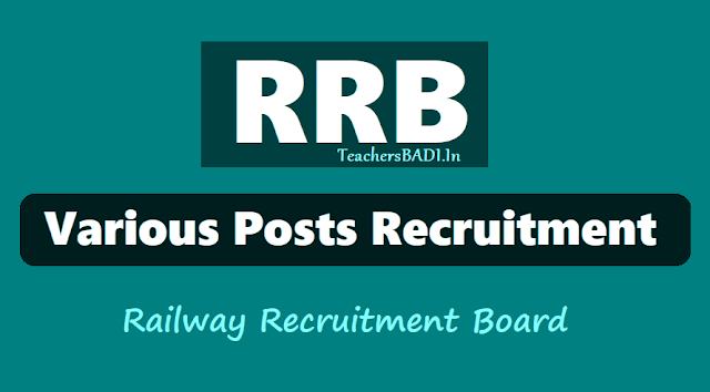 rrb recruitment, railways recruitment board jobs,rrc recruitment important dates,rrb group d posts,rrb group c level i posts,rrb group ii level posts,rrb group c posts