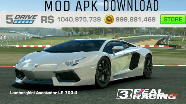 Apa yang Baru di Real Racing 3 Mod Apk