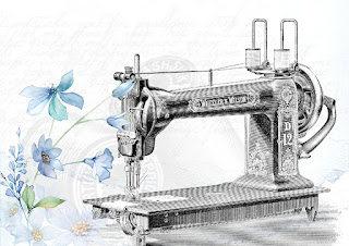 sewing machine for fashion