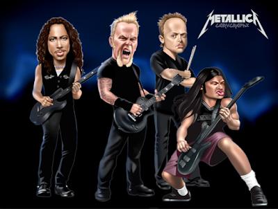 Download Koleksi Lagu Mp3 Metallica Terbaik Full Album