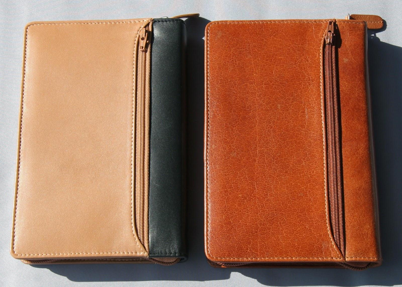 Filofax 829853 Nappa Leather Portfolio Case-Black