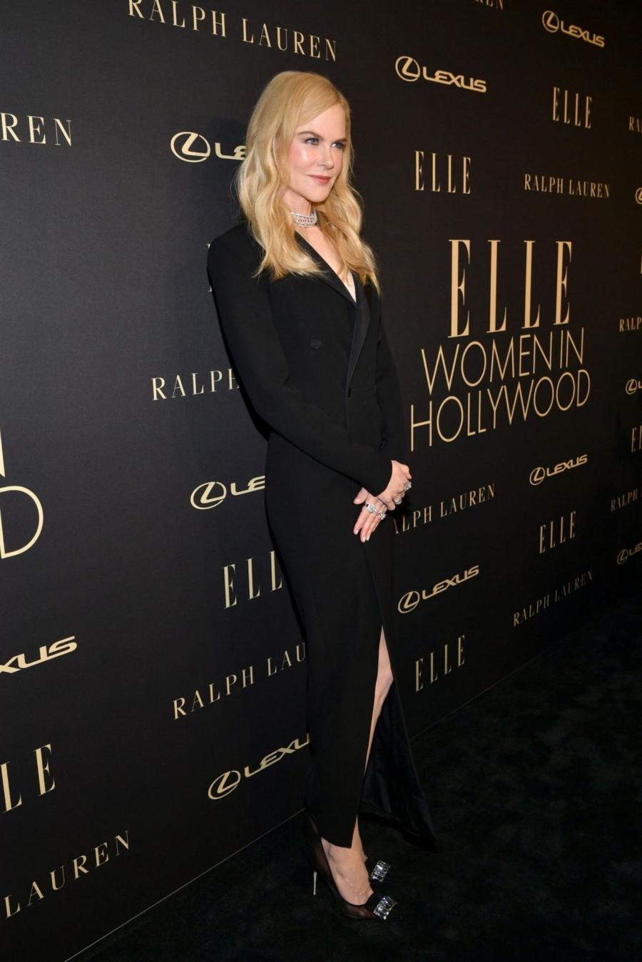 Nicole Kidman at ELLE's 2019 Women In Hollywood Event