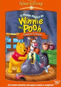El Mundo Magico De Winnie Pooh: Comparte Tu Mundo – DVDRIP LATINO