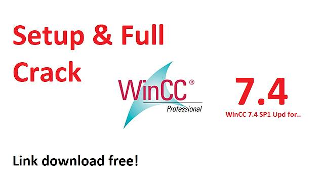 WinCC 7.4 - Hướng dẫn cài đặt - Link download Full Crack