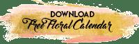 free 2019 floral calendar