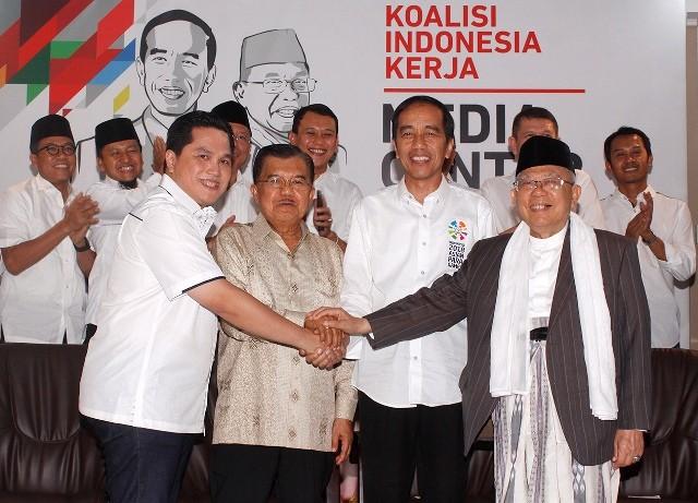 Soal Erick Thohir, Gerindra: Jokowi Follower Prabowo