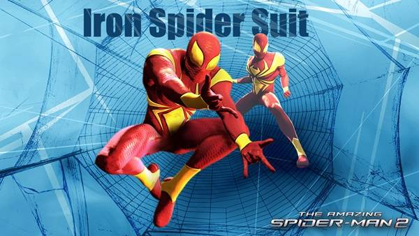 Amazing Spider-Man 2 - Iron Spider: