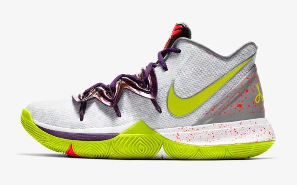 369d5f1fa171d THE SNEAKER ADDICT  Nike Kyrie 5  Chaos  Kobe Mamba Mentality ...