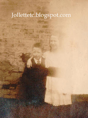 Patrick and Sadie Byrnes 1919 https://jollettetc.blogspot.com