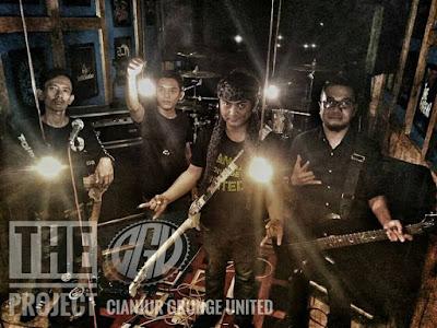 "The Project unit Grunge asal Cianjur lepas Video Musik Perdana ""Bully"""