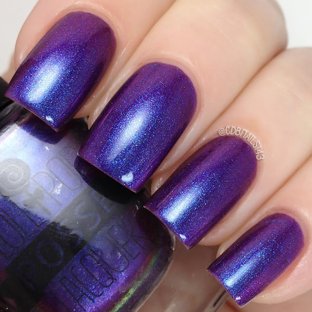 Lollipop Posse Lacquer-The Devil In Me