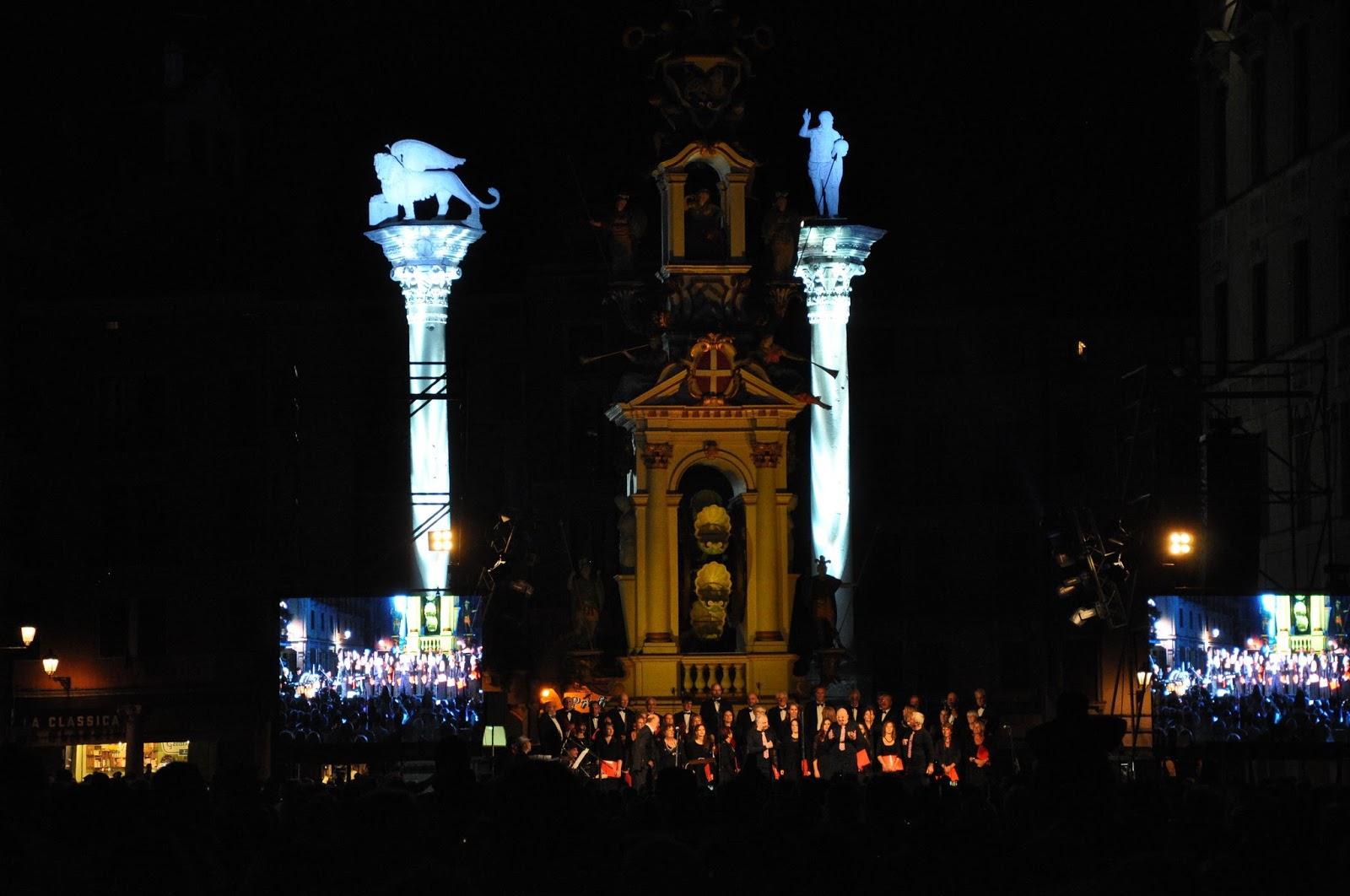 Giro della Rua, The Concert, Vicenza, Italy