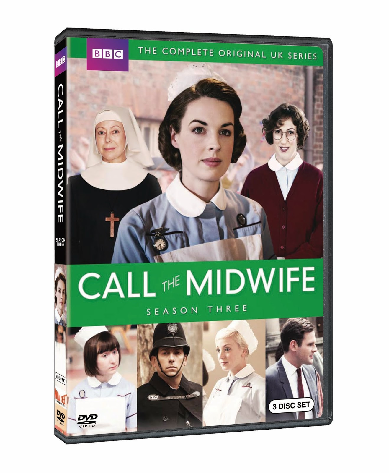 Review: Call the Midwife: Season Three DVD