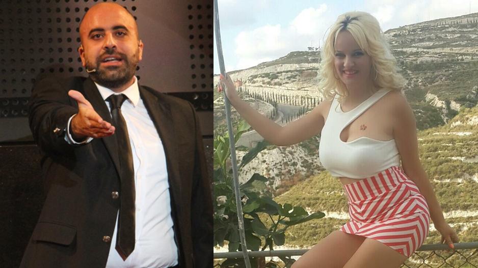 بعد انتقاده لها .. هشام حداد على سرير ريما ديب !!