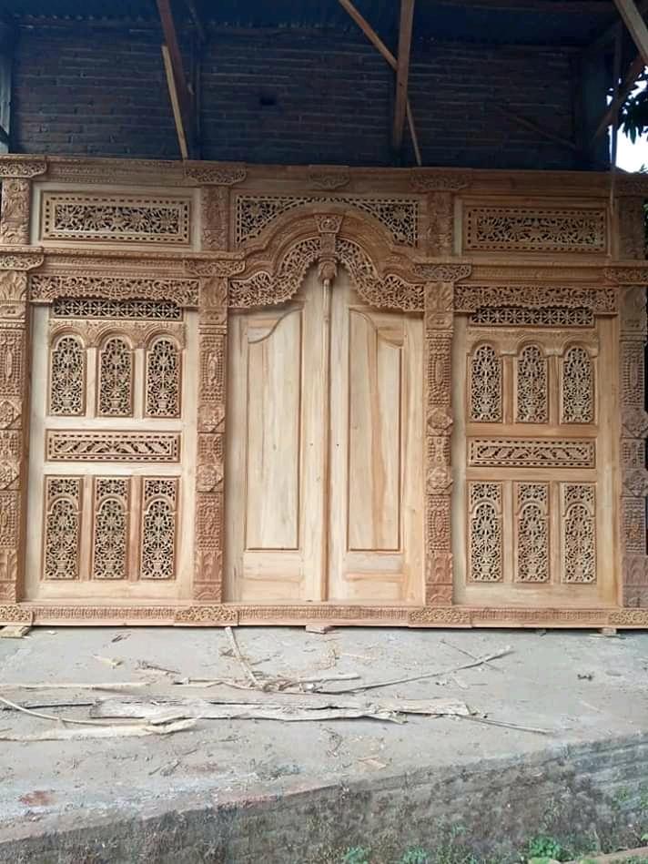 Pintu Gebyok Arief Jati Furniture