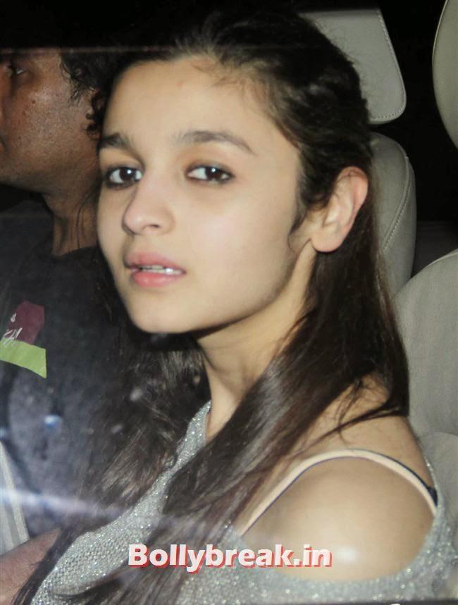 Alia Bhatt, Alia Bhatt  at Special Screening of Movie Highway
