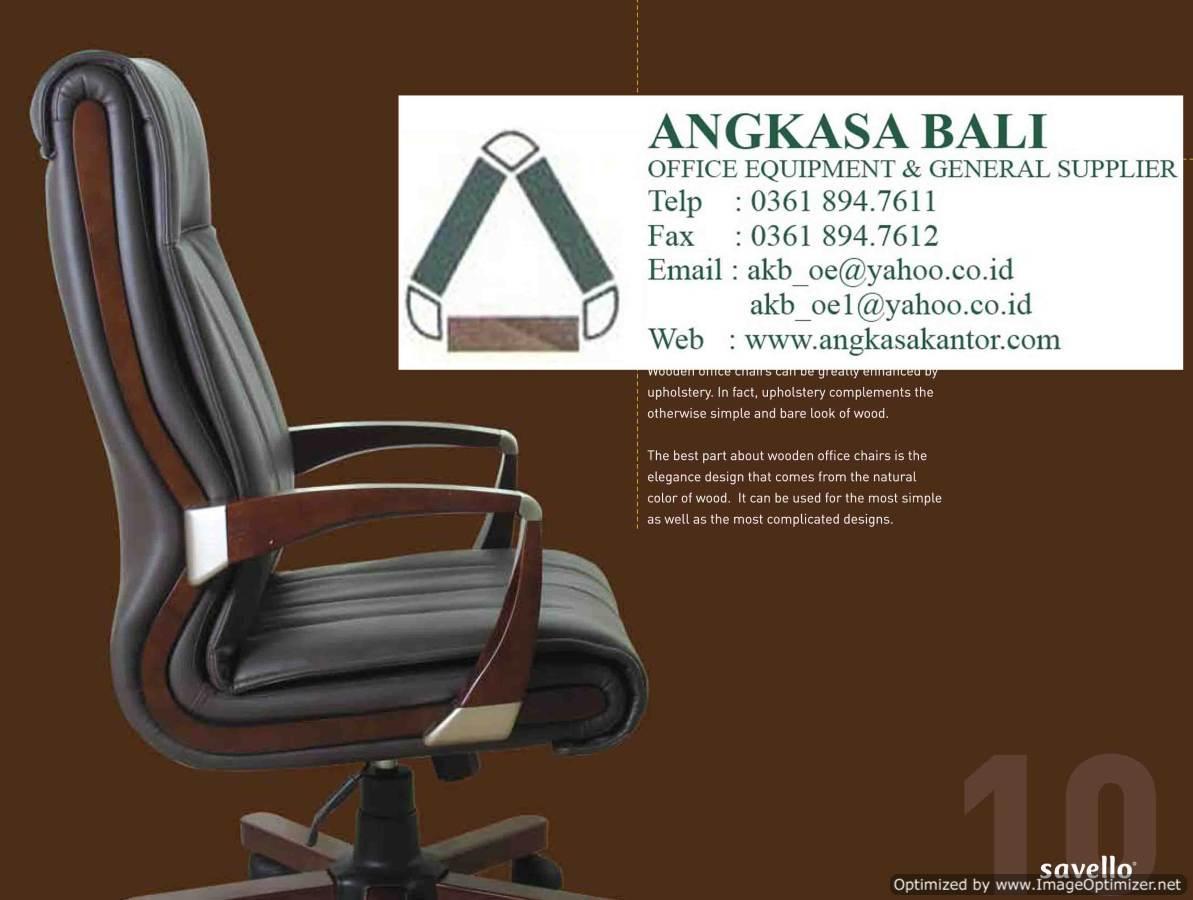 Angkasa Bali Furniture Distributor Kursi Meja Kantor Savello Modern Design Jual Di