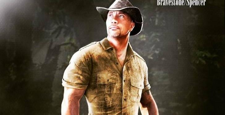 Jumanji | Dwayne Johnson revela arte conceitual da sequência