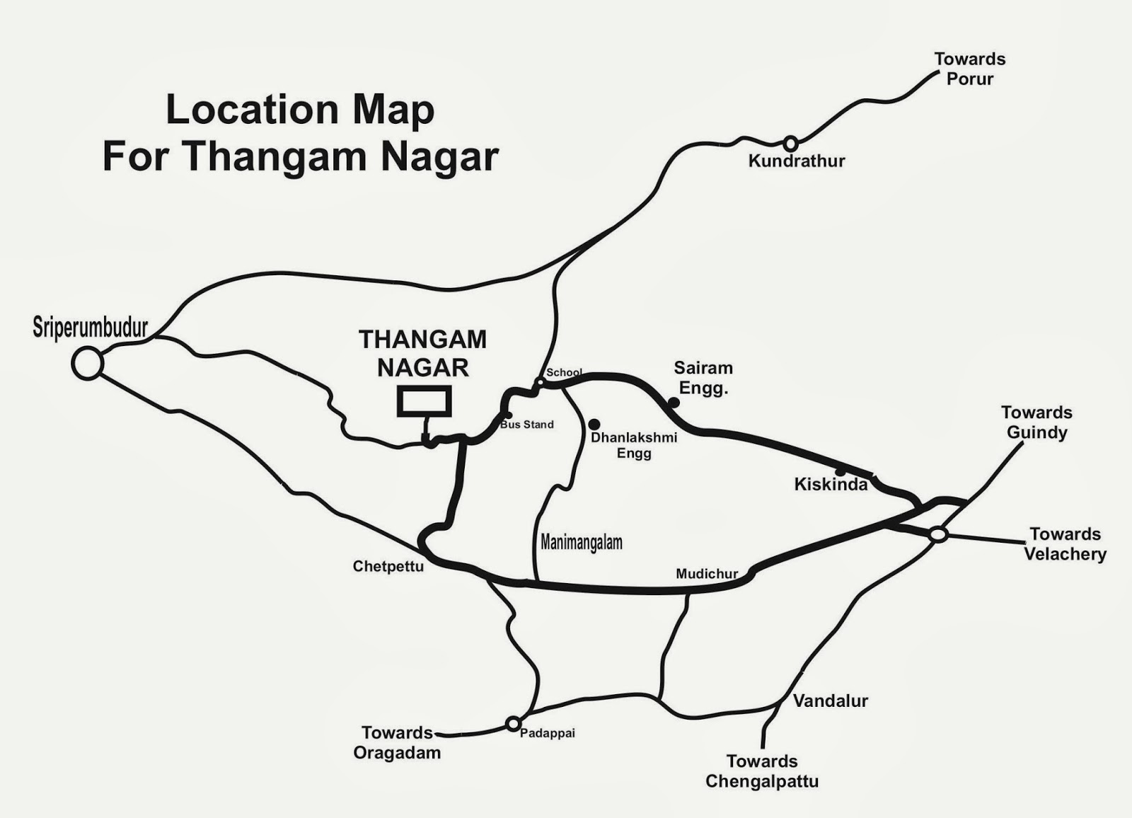 Thangam Nagar