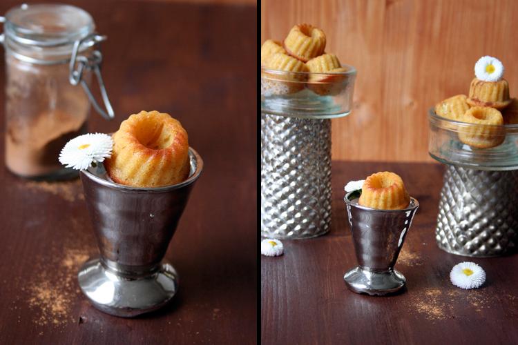 Buttermilch Orangen Mini Gugls || Kochkarussell