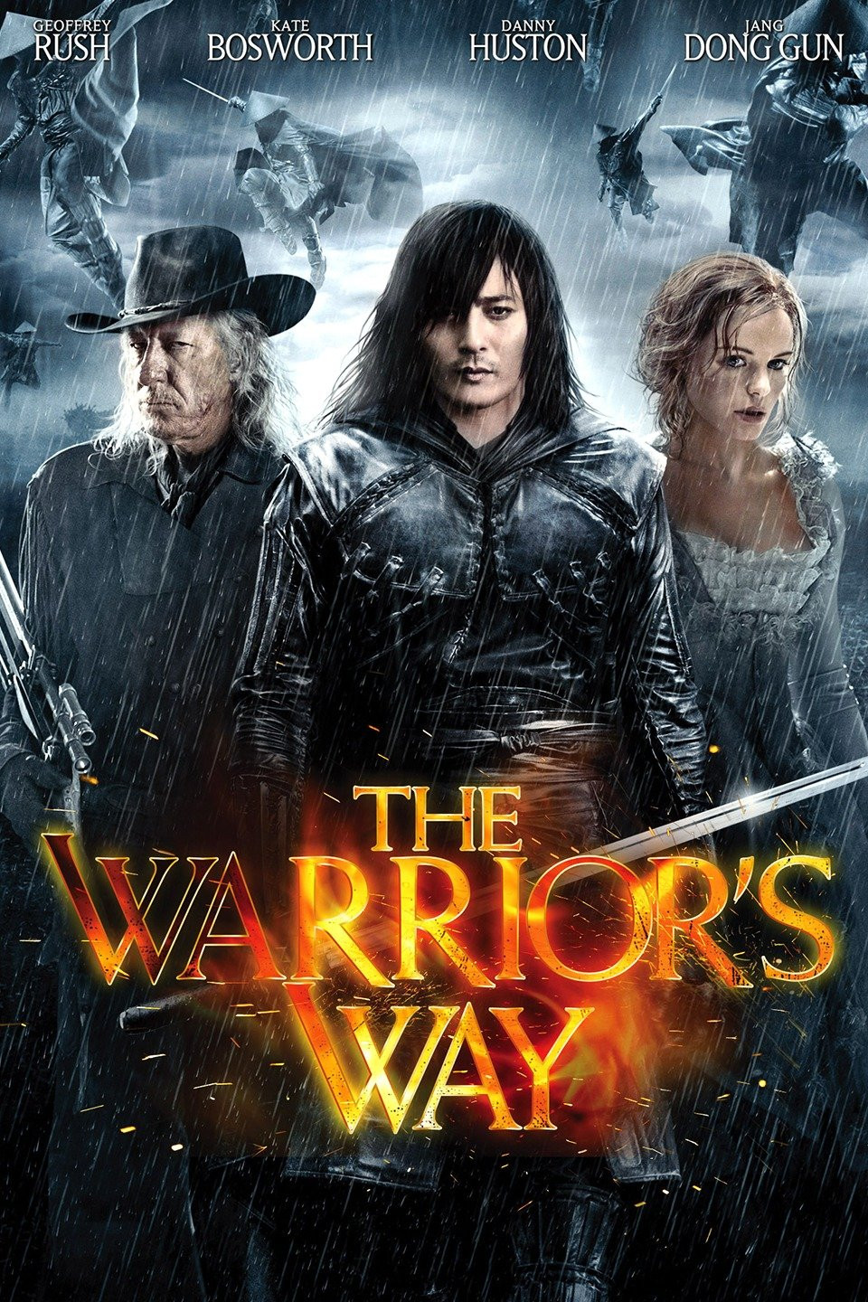 The Warriors Way 2010 Hindi Dual Audio 800MB BluRay ESub Download
