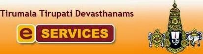 TTD e-SERVICES portal