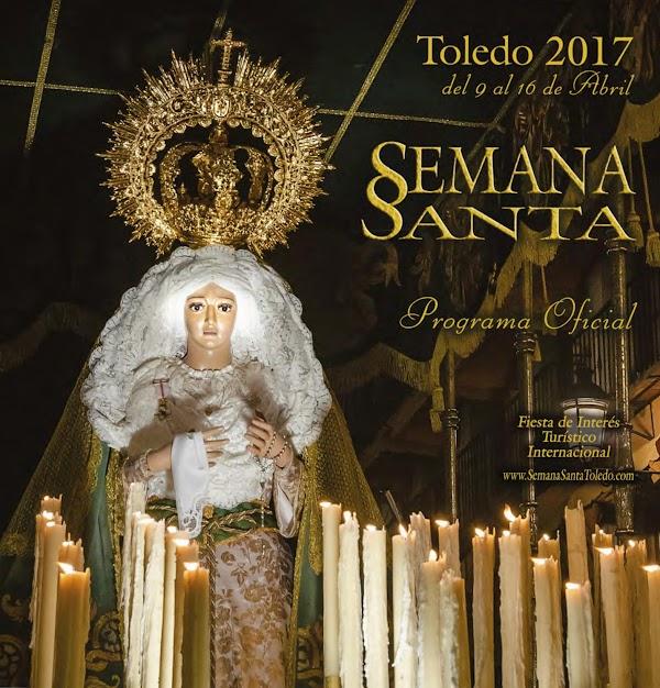 Horarios e Itinerarios Semana Santa Toledo 2017